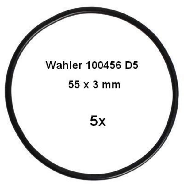 Image of Wahler Dichtring EGR-klep leiding 100456D5 100456d5_55