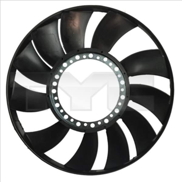 Image of Tyc Ventilatorwiel-motorkoeling 802-0055-2