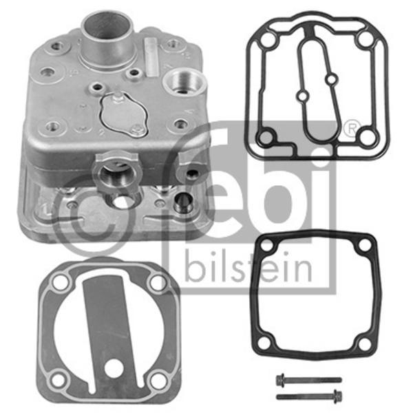 Image of Febi Bilstein Cilinderkop compressor 24253