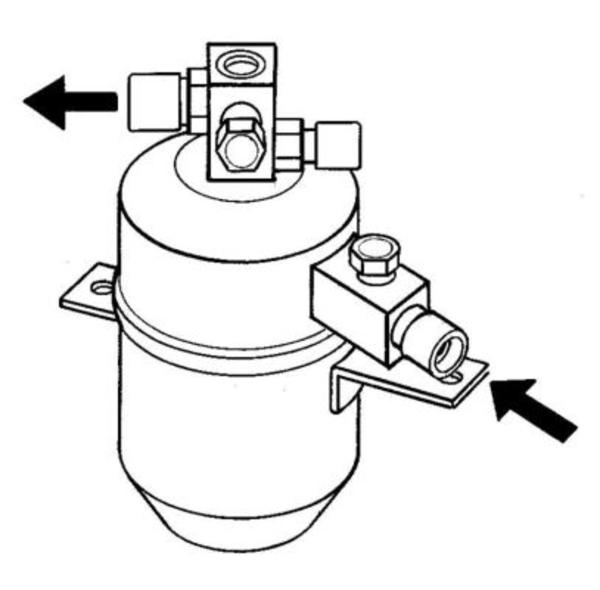 Image of Nrf Airco droger/filter 33067