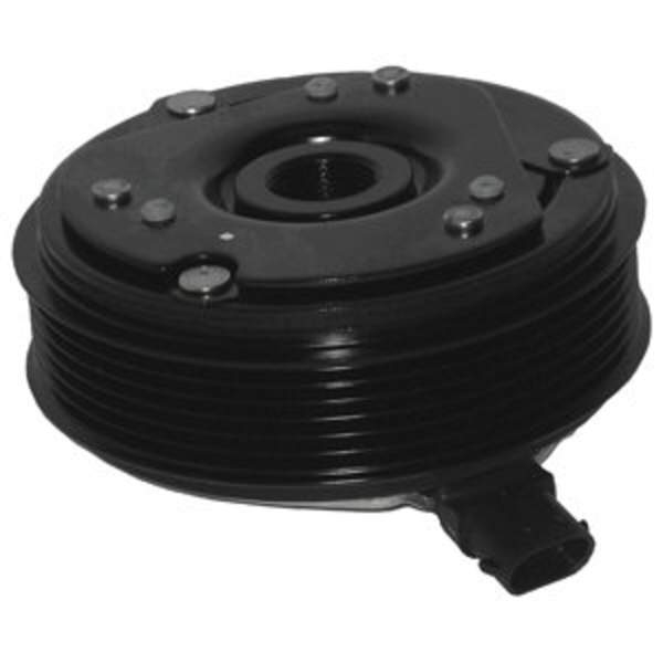 Image of Delphi Diesel Airco compressor magneetkoppeling 0165018/0