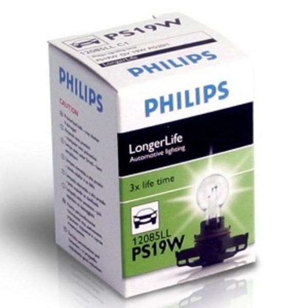 Image of Philips Gloeilamp achteruitrijlicht / Gloeilamp daglicht / Gloeilamp mistachterlicht / Gloeilamp parkeer-/ begrenzingslicht 12085LLC1
