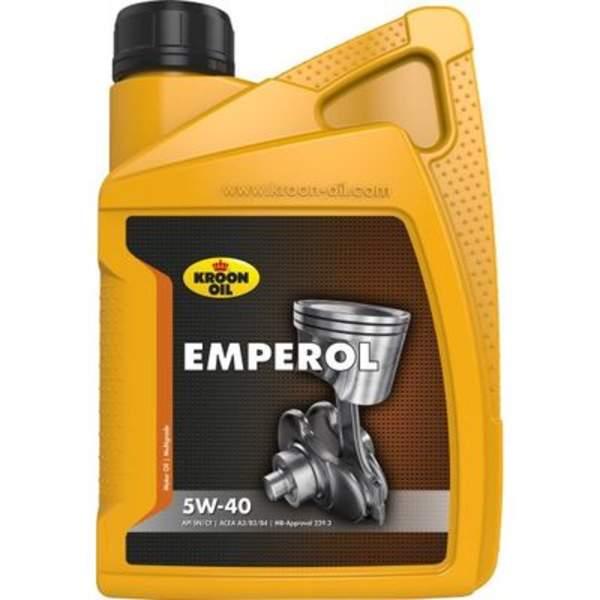 Image of Kroon Oil Motorolie 02219