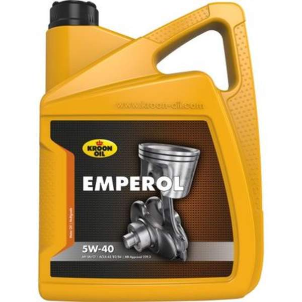 Image of Kroon Oil Motorolie 02334