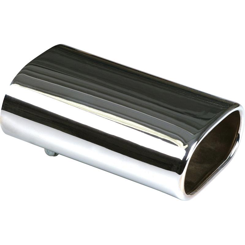 Mijnautoonderdelen Uss Inox Rect. 76x135 L210mm 50-60m AS 531