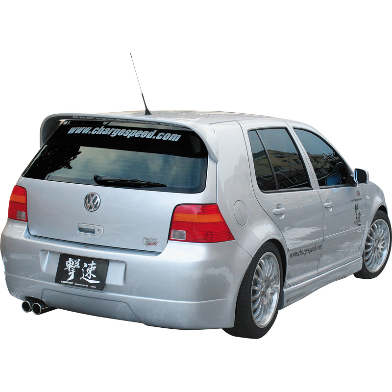 Image of Charge Speed DSP VW Golf IV FRP (Wing-Style) CS 8310