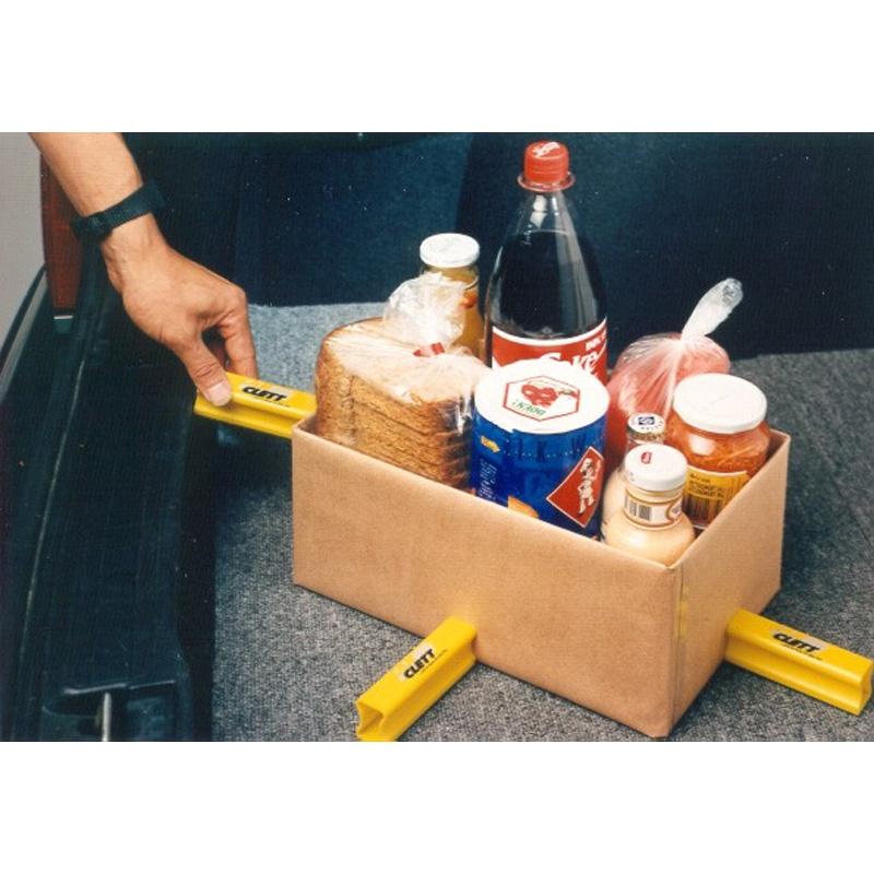 Defa Car Clett bagageankers ->40kg set/4 DE 20210
