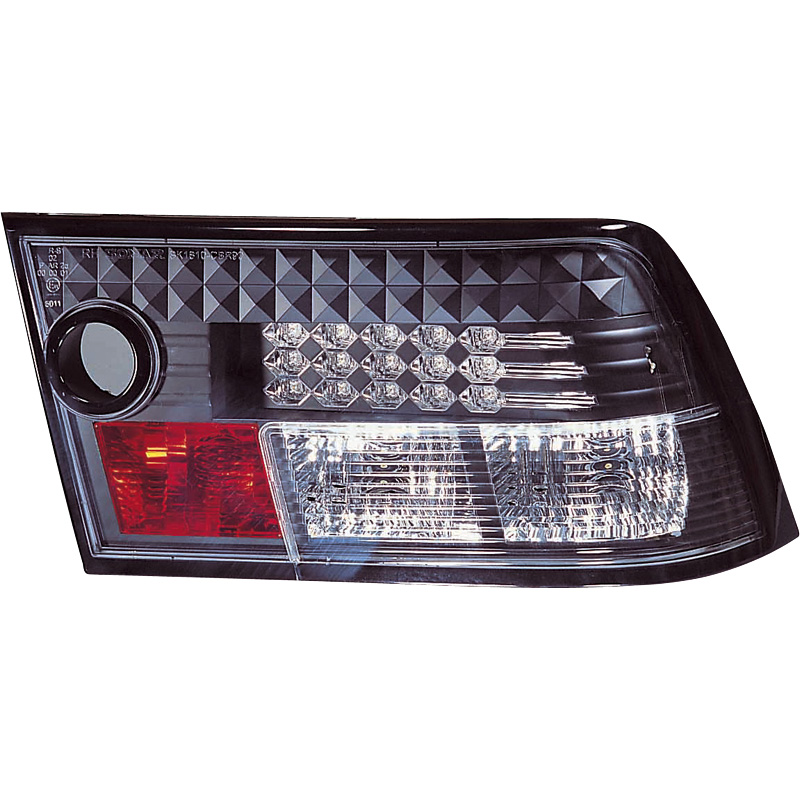 Image of Mijnautoonderdelen AL OP Calibra 90- LED Black DL OPR42LJ