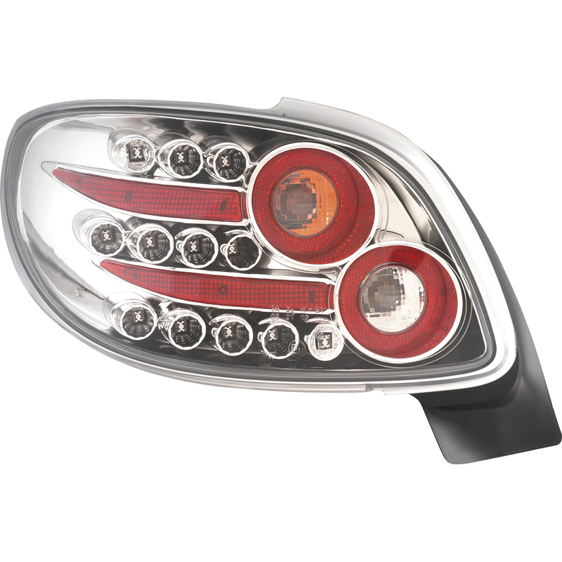 Image of Mijnautoonderdelen AL PE 206 CC 98- LED Clear DL PER32L