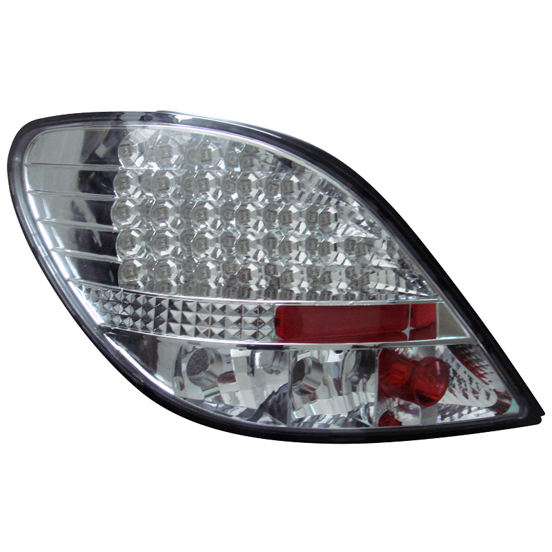 Image of Mijnautoonderdelen AL PE 207 3/5drs 06- LED Chrome DL PER41