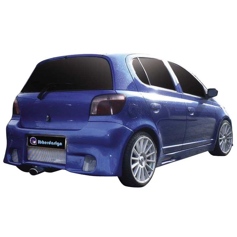 Image of Ibherdesign ABumper TO Yaris 'K-19' incl. gaas IB RTO02