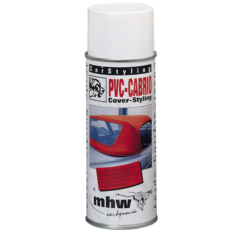 Image of Mhw Styling PVC Cabrio Spray Grijs MH 33912