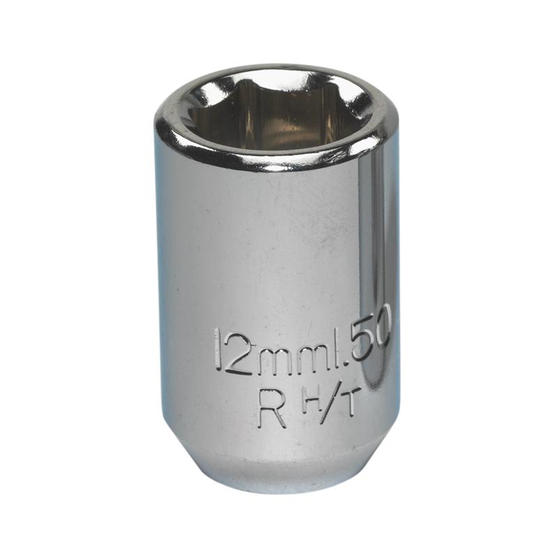 Tpi Moer/Nut HEX 12 x 1,50 (imbus) 30mm TP M1250HS